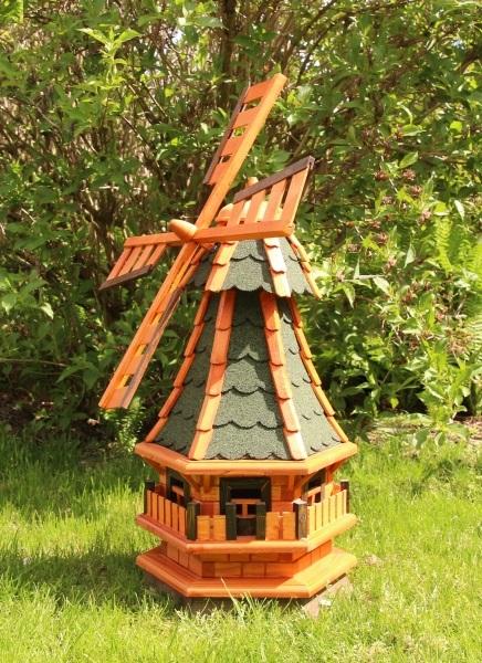 Wonderbaarlijk Mooie windmolen 95 cm Groen kopen ? XXLhandel.nl JN-93
